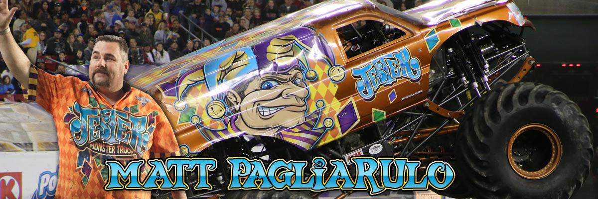Matt Pagliarulo - Jester Monster Truck
