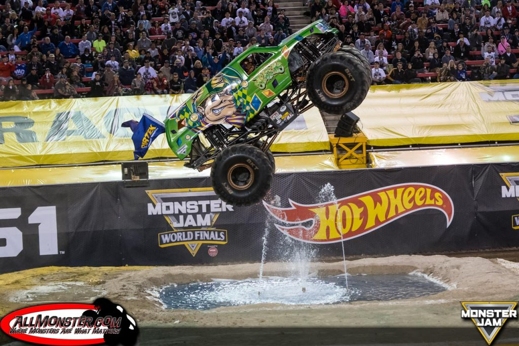 Jester Monster Truck - Monster Jam World Finals XVIII
