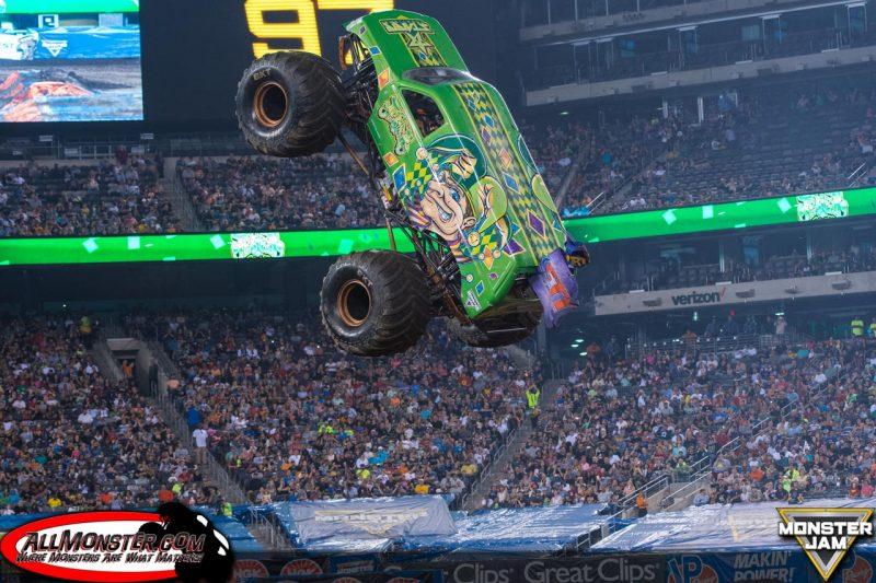 Jester Monster Truck - East Rutheford Monster Jam 2017