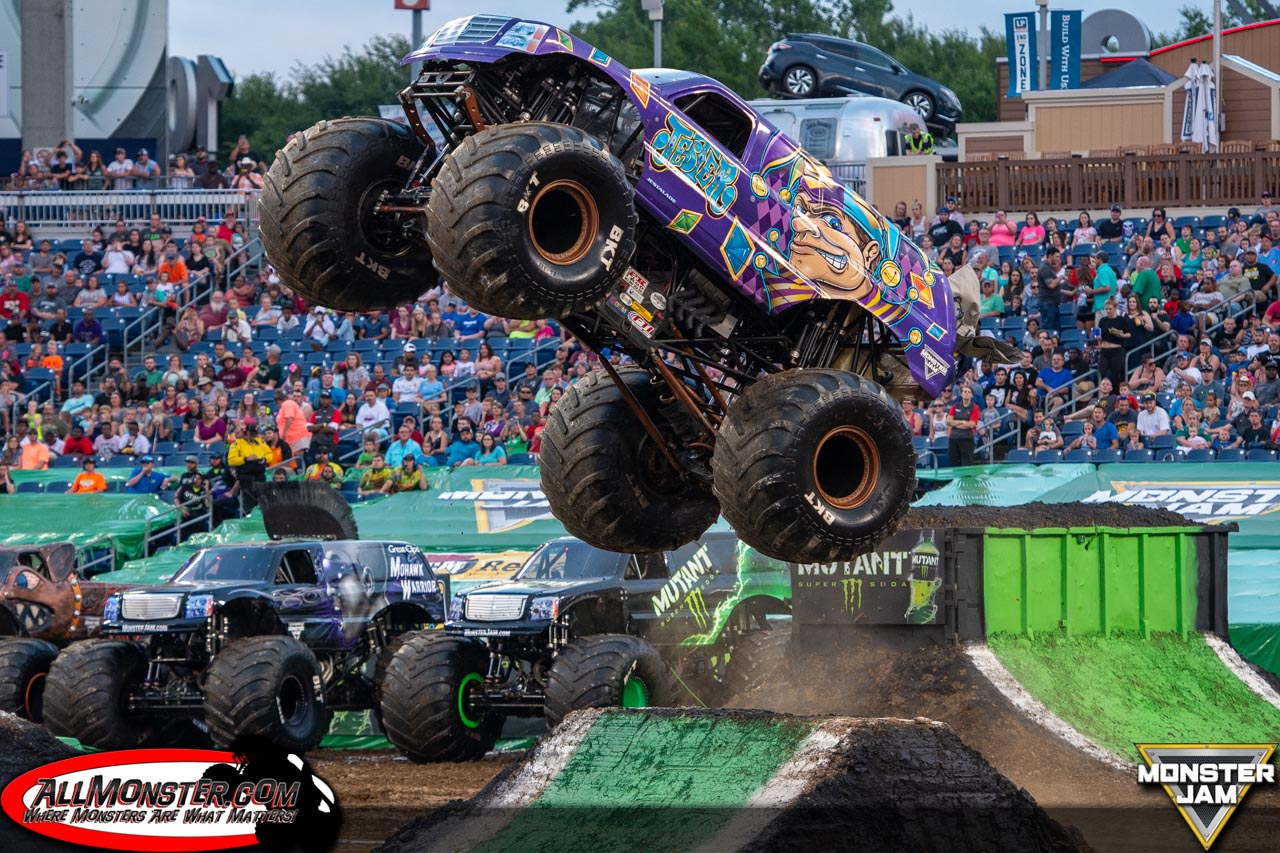 Nashville Monster Jam 2018 | Jester Monster Truck